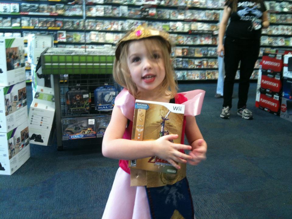 The Legend Of Zelda Skyward Sword Mini Review Wii Realm
